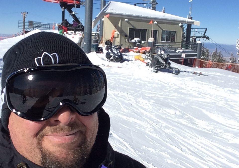 Ski BBQ!